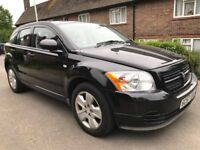 Dodge USA Caliber SE D 2008 Manual Diesel 5 door Hatchback HPI Clear