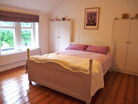 CHAMPIONS LEAGUE 2 x Double Rooms to rent 1st June-4th June. 10 mins walk to the Stadium