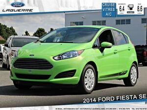 2014 Ford Fiesta SE**37$/SEM!!*CRUISE*A/C* BLUETOOTH**