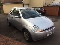 2004 FORD KA STYLE IN LOVELY CONDITION. VERY LOW MILEAGE.