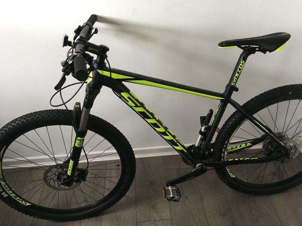 Scott Scale 760 2016 Mountain Bike