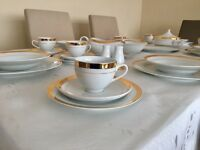 REDUCED, Trade Winds Dinner Set/Service