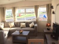 Caravan for Sale In Dumfries - Scotland - Sea View Pitch on Solway First - Blue Cross Sale -