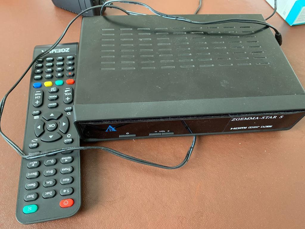 Zgemma Star-S TV Satellite Receiver | in Middlesbrough, North Yorkshire |  Gumtree