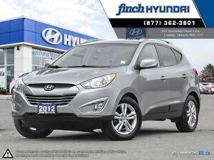 2012 Hyundai Tucson GLS AUTOMATIC AWD