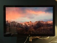 """Apple 27"""" Thunderbolt Display with VESA adapter and Monitor Arm + Apple Magic Mouse + Apple Keyboard"""