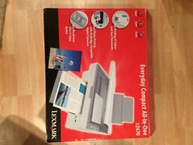 New - Printer everyday compact all in one x 2470