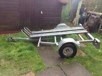 motorbike trailer £300 ono