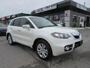 2010 Acura RDX Turbo, Leather, Sunroof, AWD, Certified!!!