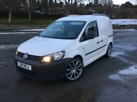 VW CADDY C20+ 1.6 TDI - 102PS - (NO VAT) !!