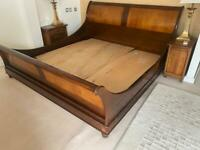 Beautiful french style bed