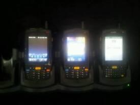 Motorola pda scanner phone