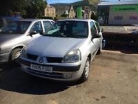 Renault Clio 3dr 1.2