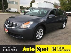 2008 Nissan Altima 2.5 S/LOW, LOW KMS/PRICED FOR A QUICK SALE!