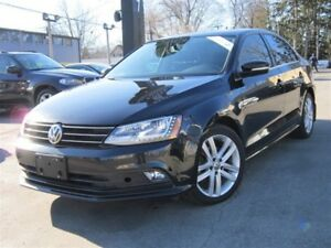 2015 Volkswagen Jetta 2.0 TDI HIGHLINE~NAVIGATION~143KMS~LEATHER