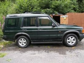 landrover discovery t d 5 breaking for spares most parts available