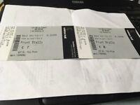 2 X ROB BRYDON TICKETS, 4TH OCT 2017, COLSTON HALL, BRISTOL. 8PM