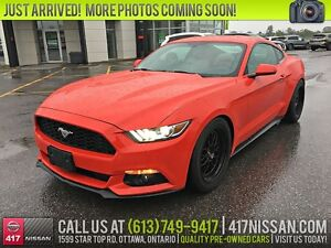 2015 Ford Mustang EcoBoost Premium | Leather, Navigation