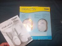 Walkabout baby moniters by TOMY: Excellent condition