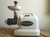 Samson 6 in 1 juicer GB 9001 - like new