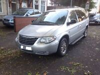 2007 07 CHRYSLER GRAND VOYAGER LIMITED XS CRD PSH HP CLEAR