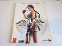 Lara Croft Tomb Raider: Anniversary Nintendo Wii Prima Official Game Guide