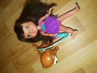Dora and peritto