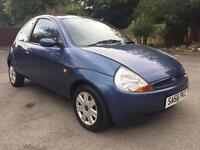2006 FORD KA 1.3 Petrol Manual 3dr 12 Month MOT Low Milage,Mint condition.