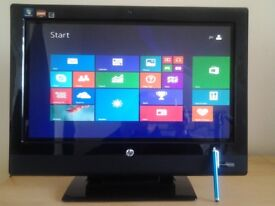 ( PART EXCHANGE TAKEN ) Full touch screen, hp touchsmart 310 , all in one pc , not laptop