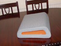 ...Ergonomically designed Belvin Portable laptop tray .