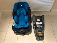 I-ANCHOR CARSEAT & ISOFIX BASE