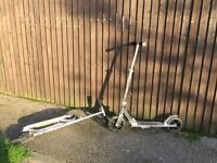 Torq scooter suitable for aged 8-adult