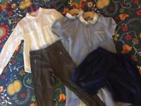 School clothes for 5-6 girl