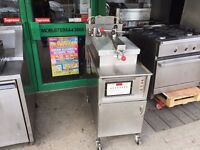 CATERING COMMERCIAL HENNY PENNY KFC FASTRON MODEL FRIED CHICKEN PRESSURE FRYER FAST FOOD TAKE AWAY