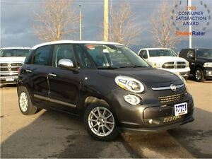 2014 Fiat 500L Lounge**LEATHER**PANORAMIC SUNROOF**