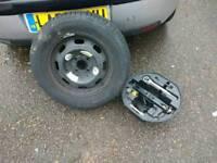 Citroen spare wheel new 195/65/15