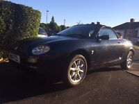 MG MGF convertible for sale