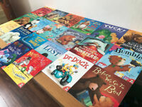 My Big Box of Books Collection - 20 Picture Books (Little Tiger Press) children's / kids' book set