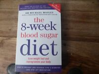The 8-Week blodd sugar diet- Dr Michael Mosley