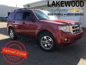 2012 Ford Escape XLT 4x4 (Sunroof, Bluetooth)
