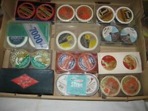 ANTIQUE FISHING LINE AND SPOOLS COLLECTION Kawartha Lakes Peterborough Area image 2