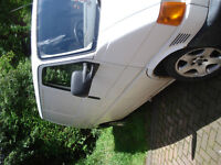 vw transporter t4 spares or repairs