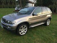 2006 BMW X5 3.0D M SPORT AUTO,diesel,220BHP,AUTOMATIC,LEATHER,4X4,4WD,ESTATE,like Q7,ML,TOUAREG,audi