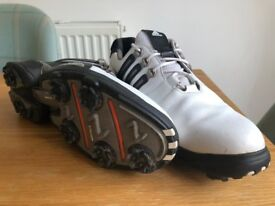 Adidas Golf Shoes - size 8