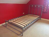 Football Themed Single Bed Frame