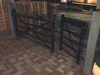 Barn wooden Gates