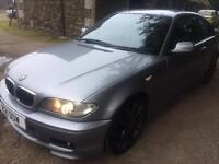BMW 325CI M SPORT 2004 COUPE £1750