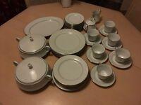 Noritake China Dinner Service