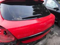 Astra mk5 boot and vxr spoiler