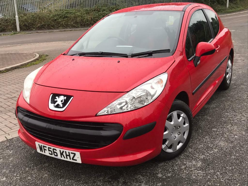 Stunning little Peugeot 207